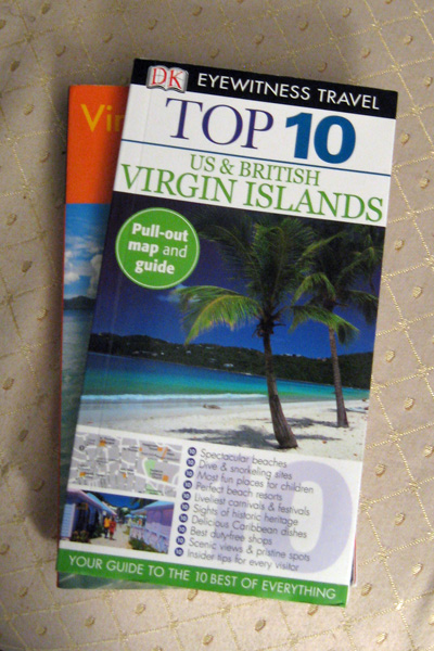 U.S. Virgin Islands travel guides